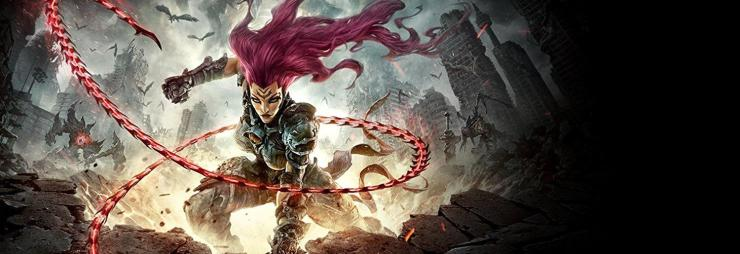 Furia, la protagonista de Darksiders 3