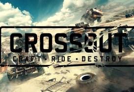 Crossout nuevo MMO de conducción post-apocalítica