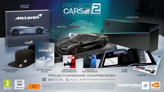 Projects Cars 2 edicion Ultra