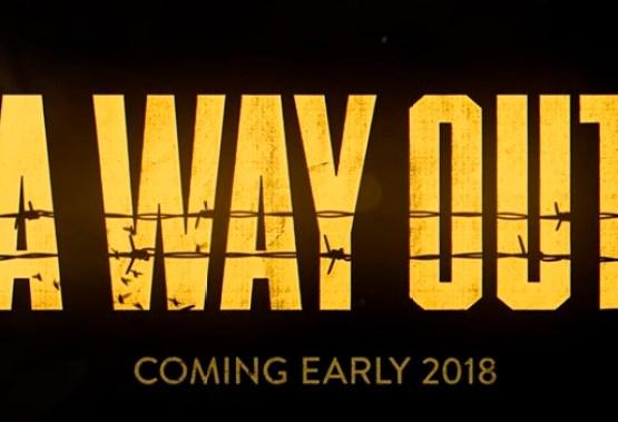 A Way Out el juego de los creadores de Brothers
