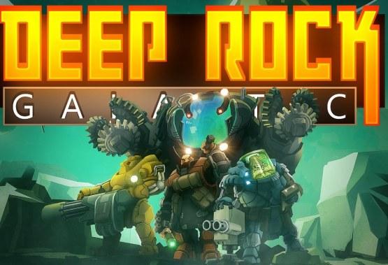 E3 2017: Tráiler de Deep Rock Galactic