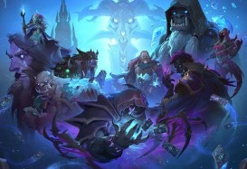 Hearthstone tiene nueva expansión: Caballeros del Trono Helado