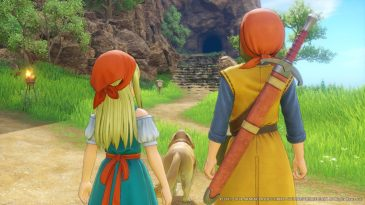 DRAGON QUEST XI: Echoes of an Elusive Age_20180628123403