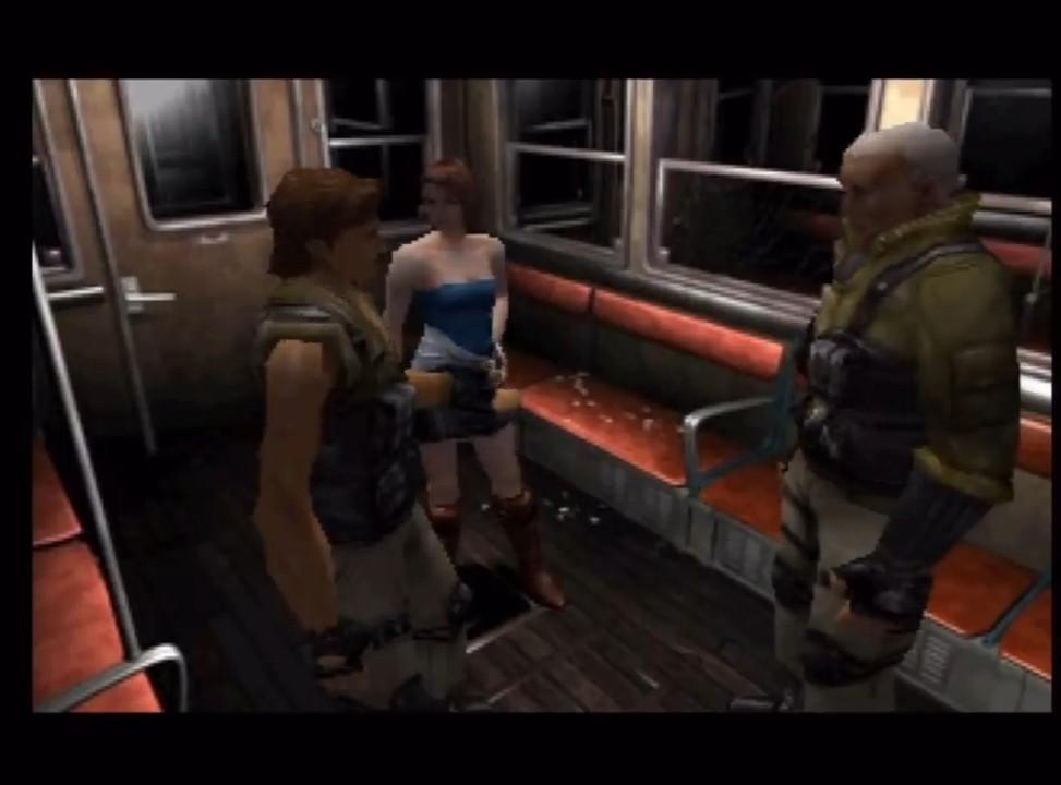 Jill y mercenarios