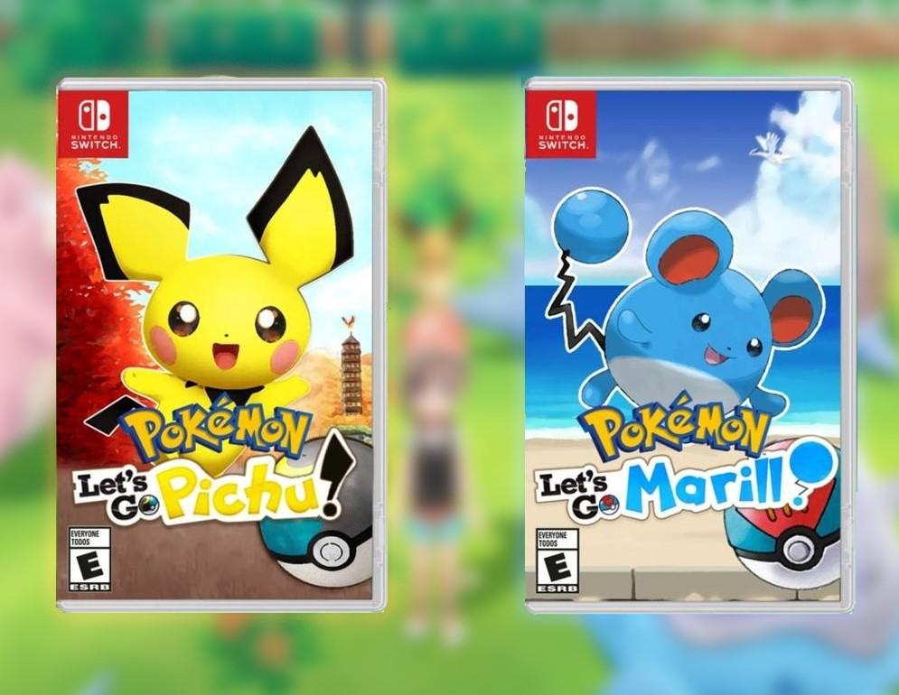 Portadas fanart de lo que se pensaba que serían los nuevos remakes de la segunda generación de Pokémon.