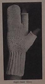 The rifle glove