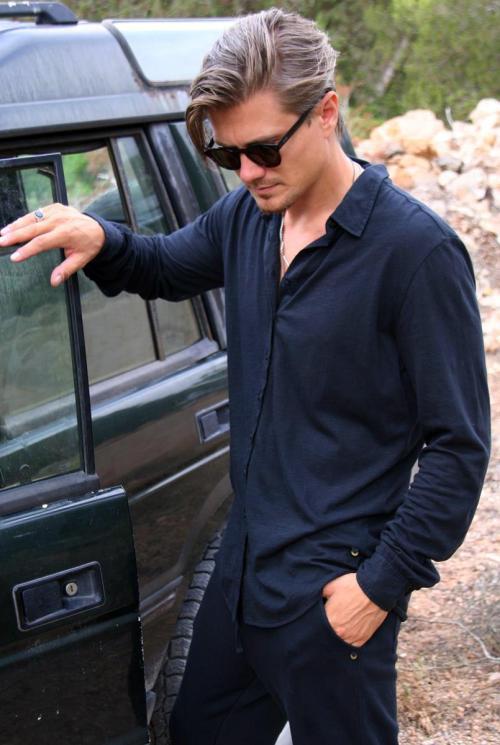 Men's Shirt Torrent – Black