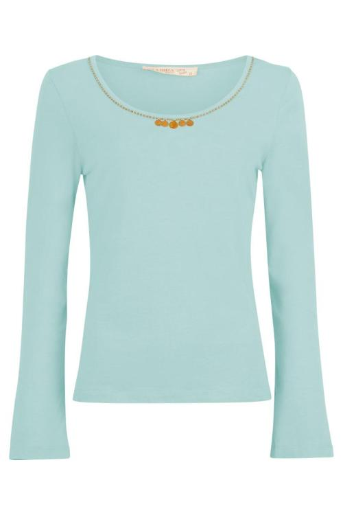 Basic T-Shirt Coins - Turquoise