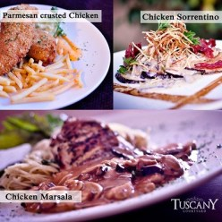 Tuscany Courtyard - Italian restaurant reopens in Islamabad.