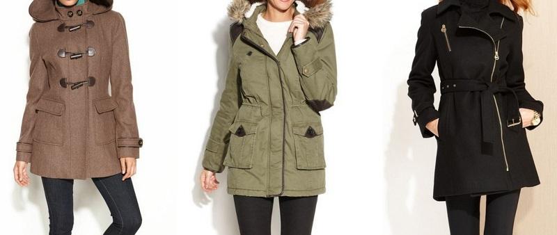 winter jackets and coats