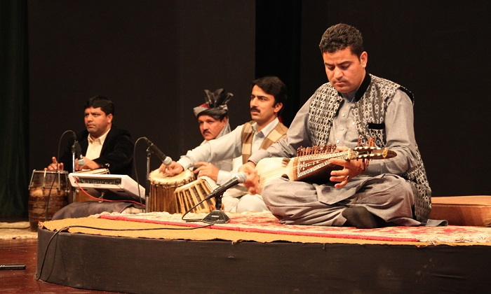 Balochi Pushtoon and Cholistani artists perform at PNCA