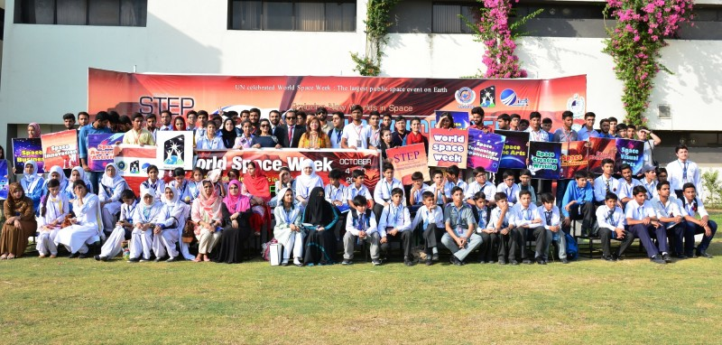 7 Pakistan Space Week