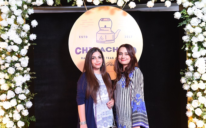 Launch of Chikachino in Islamabad
