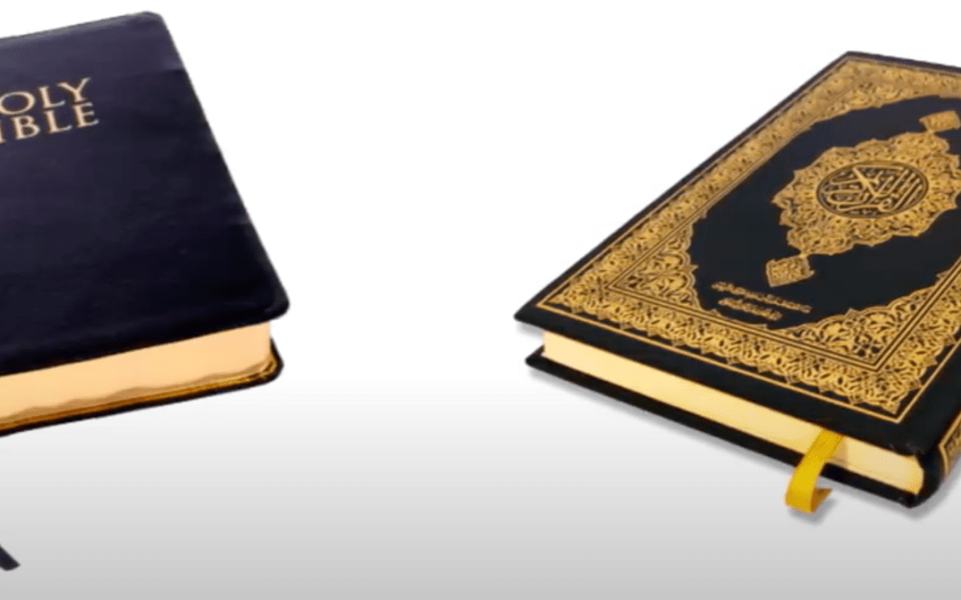 THE BIBLE AND THE QUR'AN COMPARED Part II