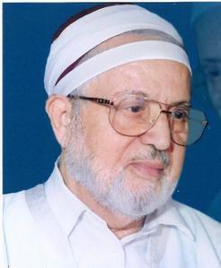 الشيـــخ عبد الرحمان خليف