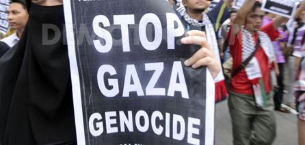 Stop Gaza Genocide