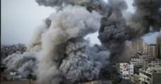 Gaza Under Attack from Israel :: 21 Nov 2012