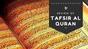 Tafsir al quran review