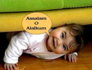 salam alaikum