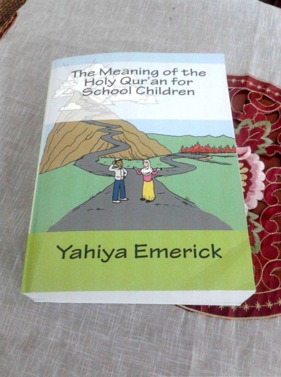 The Meaning of Holy Quran by Emerick-Kids Quran