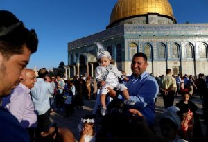 Palestine Wins Victory Against Israel: Jerusalem Holy Site Declared Muslim, Not Jewish, In United Nations Resolution