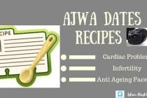 Ajwa dates recipe