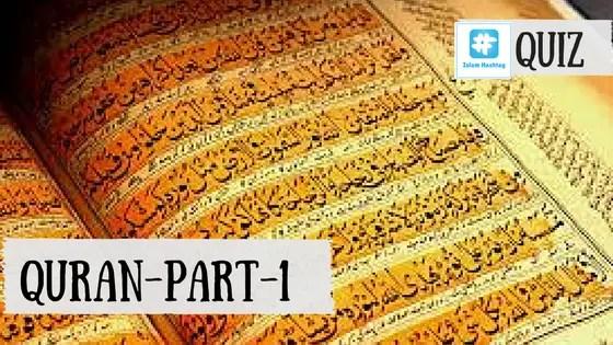 Quran Quiz-part1