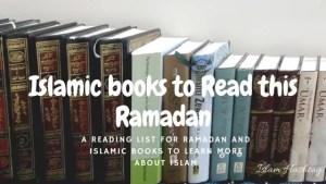 ramadan reading list