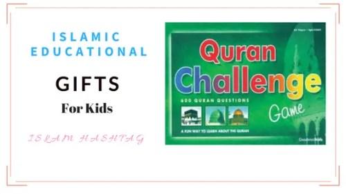 islamic gift kids