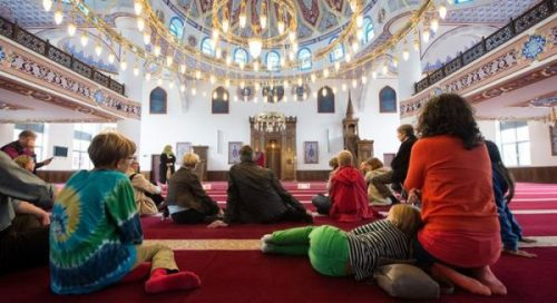 Open mosque day germany