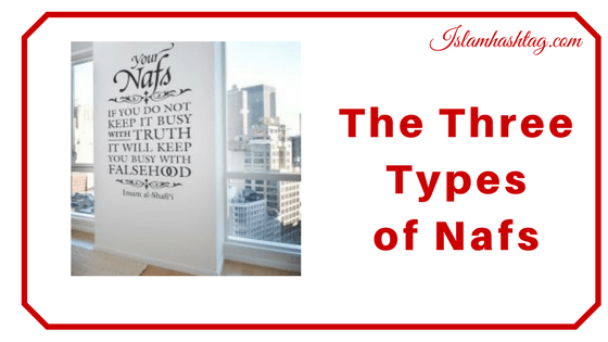 The 3 types of Nafs People have . - Islam Hashtag