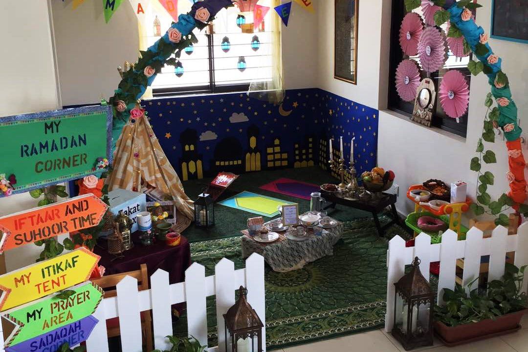 If You Want To Do Some Eid Decorations To Your Kids Room , Here Is How You  Can Replicate The Look Without Spending Much Time In DIYs.