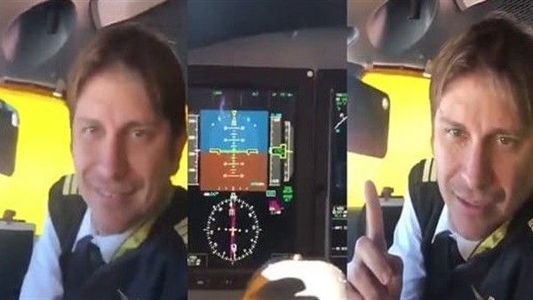 'There is no God but Allah': (Viral Video) Pilot taking Sahada while flying over Saudi Arab - Islam Hashtag