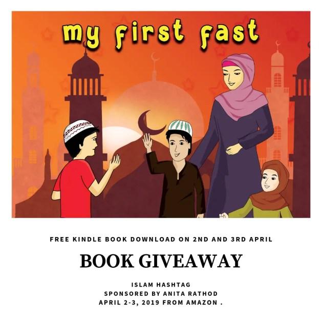 giveaway ramadan my first fast