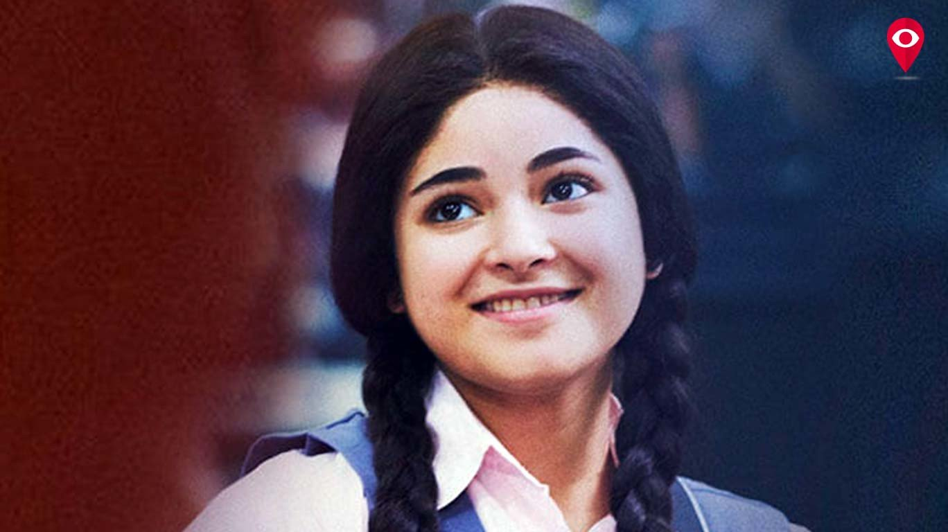 Zaira Wasim,18 years Old actress quits Bollywood ,Writes inspirational note on how it affected her Imaan.