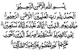Secrets of Surah Fatiha