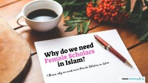 female scholars in islam