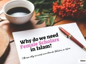 female scholars in islam