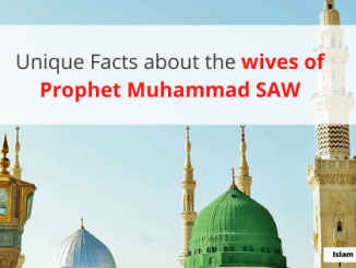 Unique Facts about the wives of Prophet Muhammad SAW
