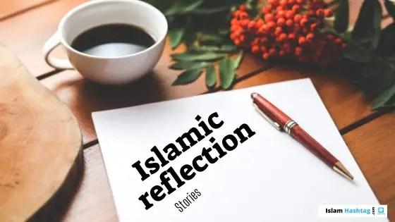 islamic reflection