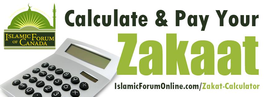 Image Result For Zakat Calculator Canada