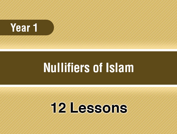 Nullifiers of Islam – Year 1