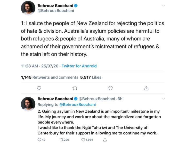BehroizBaliouchi tweet