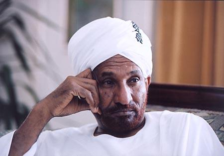 Sadig Al-Mahdi
