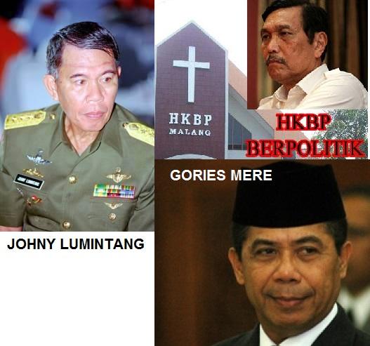 Rezim Kristen Fitnah Ummat Islam Hancurkan NKRI?