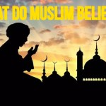 What Do Muslim Believe?