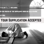Get Your Supplications Accepted