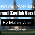 Ummati (English Version) – Maher Zain (Lyrics)