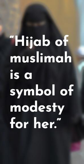 Hijab quotes