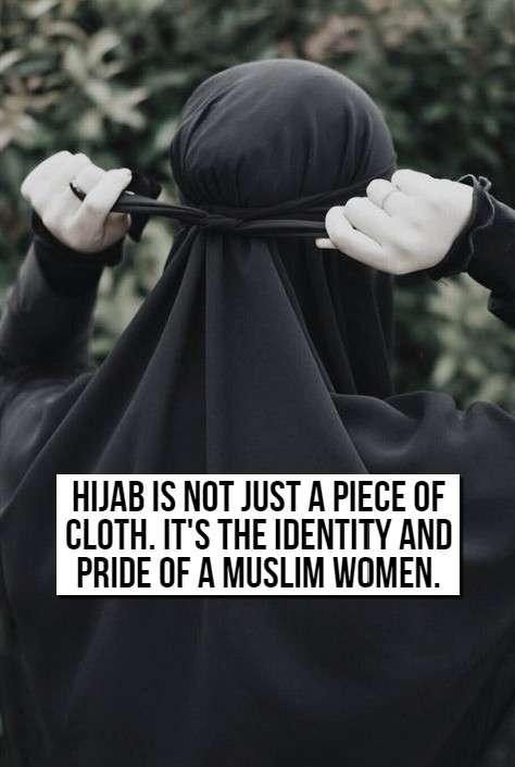 (Niqab) Hijab Quotes